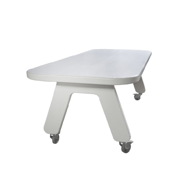 Eettafel Wit Design.Pow Wit