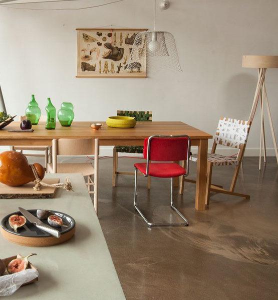 Tafel-design Design stoel Gispen 101