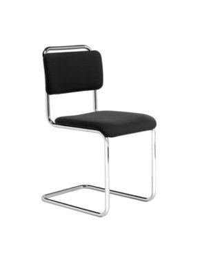 Gispen 101 design stoel zwart