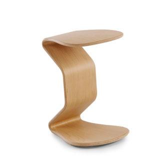 Ercolino ergonomische design kruk, beuken
