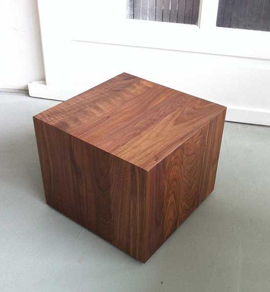 Salontafel kluskens vierkant kubus