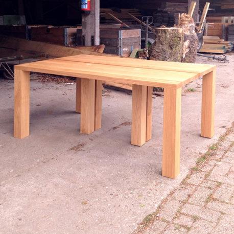 Design tafel Bedeaux II