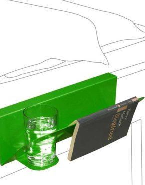 Hanno - Design bedtafeltje - Groen