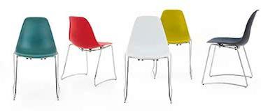 Italiaans design stoel: Initial stack