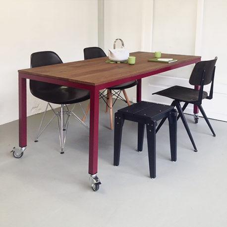 Keuken tafel voor 4 personen
