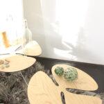 Design bijzettafel Pluk Japanse Es